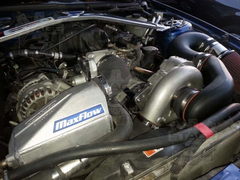 Motor Mount Price >> 2005-2006 Mustang V6 4.0L Vortech V-3 Si-Trim Supercharger w/ Charge Cooler (Satin) 4FU218-620L