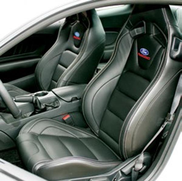 Ford Recaro Seats
