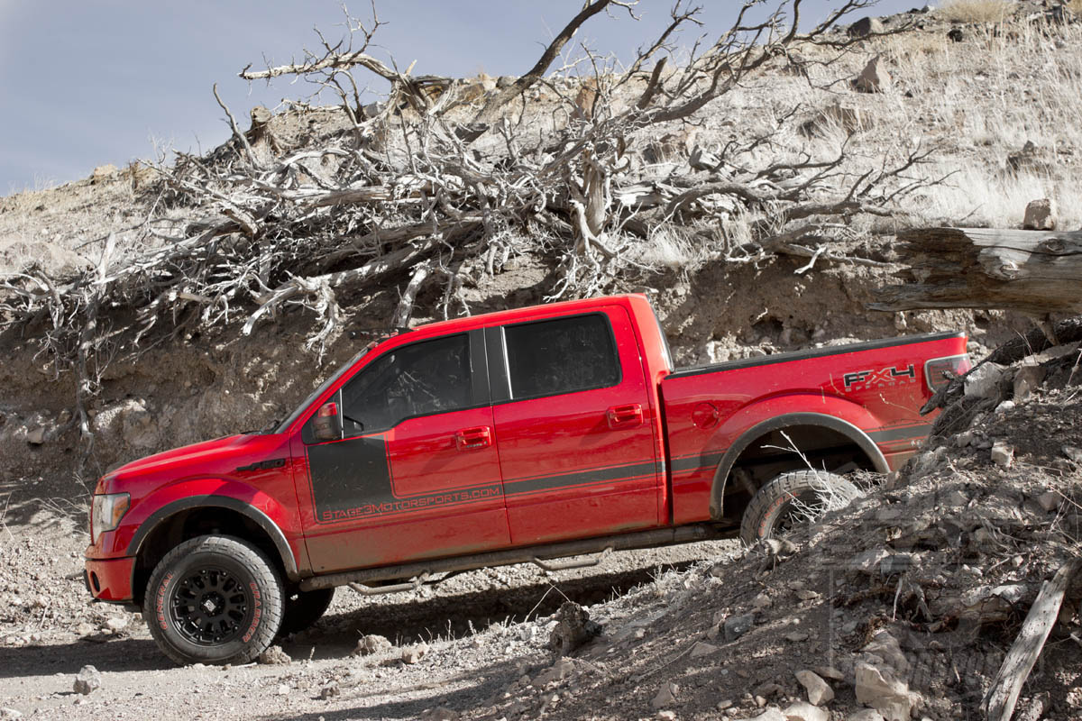 2004 Ford F150 Lariat >> 2004-2014 F150 FX4 Appearance Package Stripe Kit FRDF150GRPH51