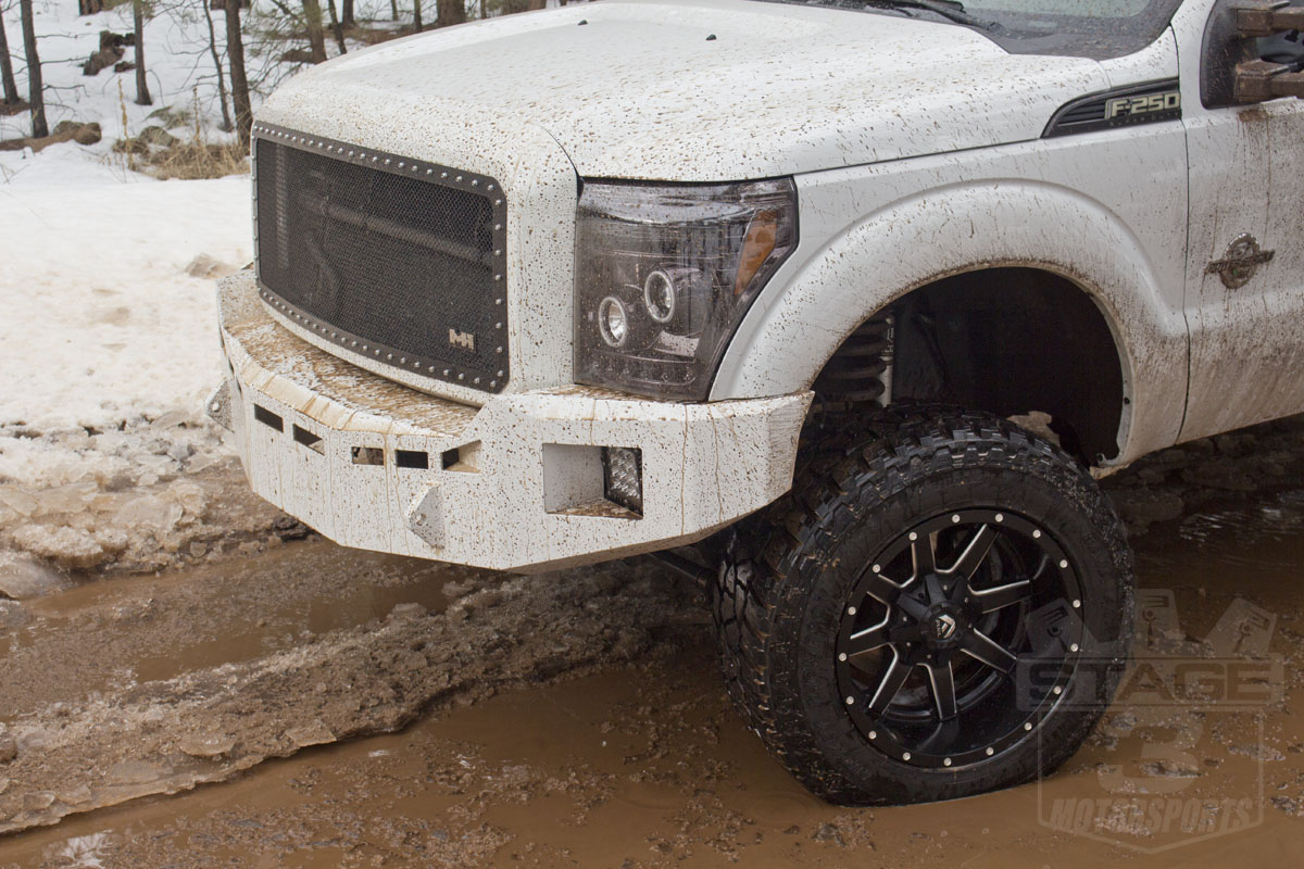 2011-2018 F-250 6.7L Wheels & Tires